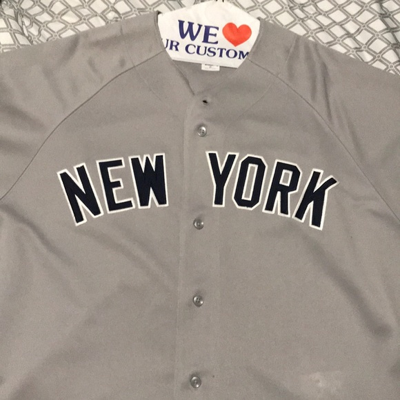 finest selection cb7b4 27ae9 New York Yankees Away Jersey (Brett Gardner)